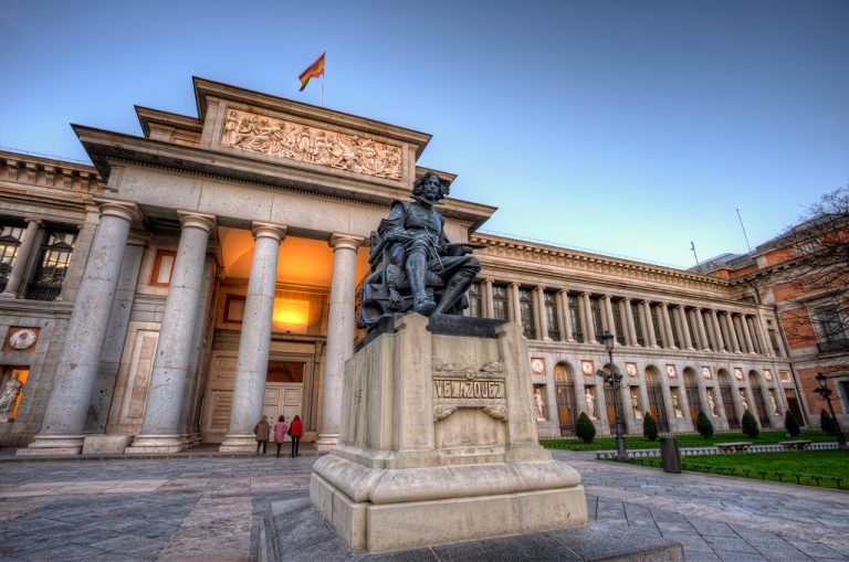 Museo del Prado guida turistica