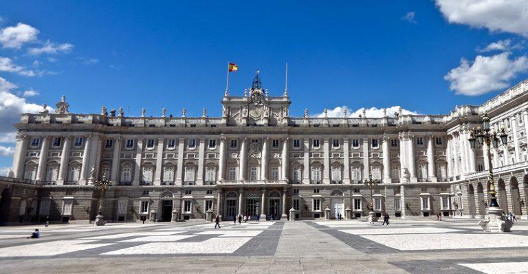 Palazzo Reale di Madrid guida turistica