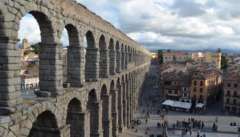 tour a Segovia da Madrid con guida ufficiale